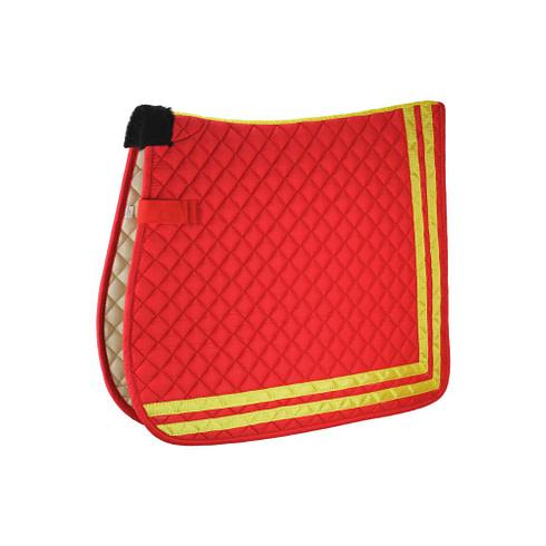 Schabracke Bandera in spanischen Farben Rot Gelb Picadera