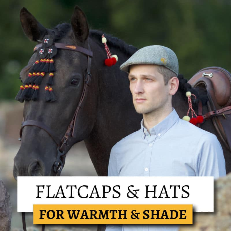 Warming and stylish Caps and Hats for him and her by Picadera